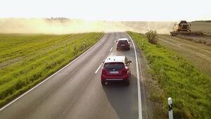 Opel Ampera-e (2017) Rekordfahrt