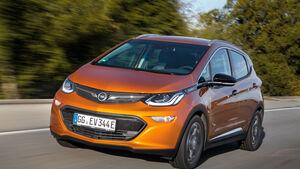 Opel Ampera-e, Frontansicht