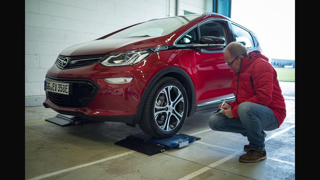 Opel Ampera-e Test