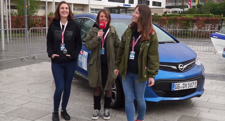 Opel Ampera-e iMobility Rallye 2019
