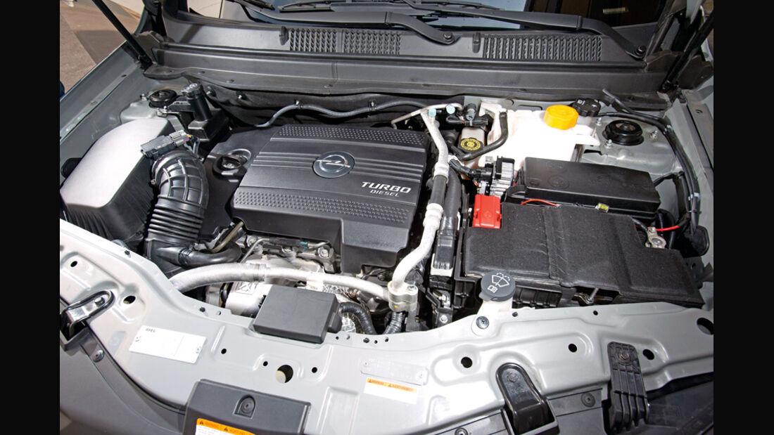 Opel Antara, 2.2 CDTi, 4x4, Motor