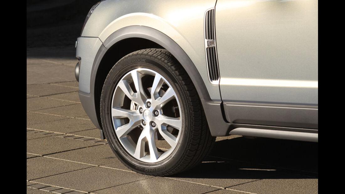 Opel Antara, 2.2 CDTi, 4x4, Rad, Felge