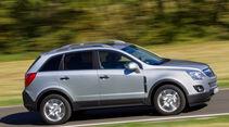 Opel Antara, Seitenansicht