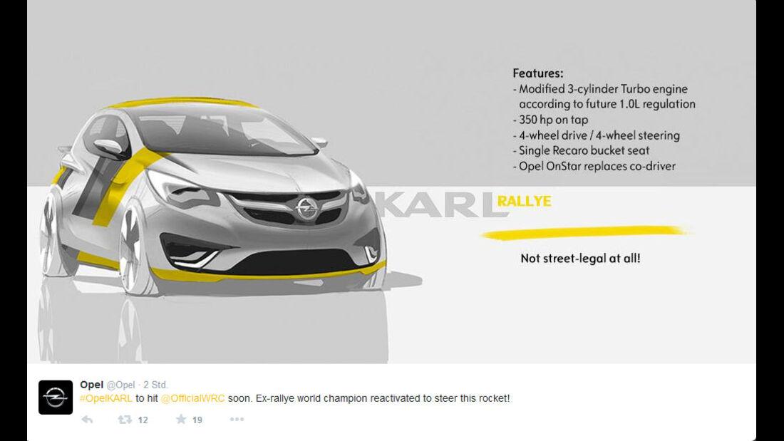 Opel - Aprilscherz 2015