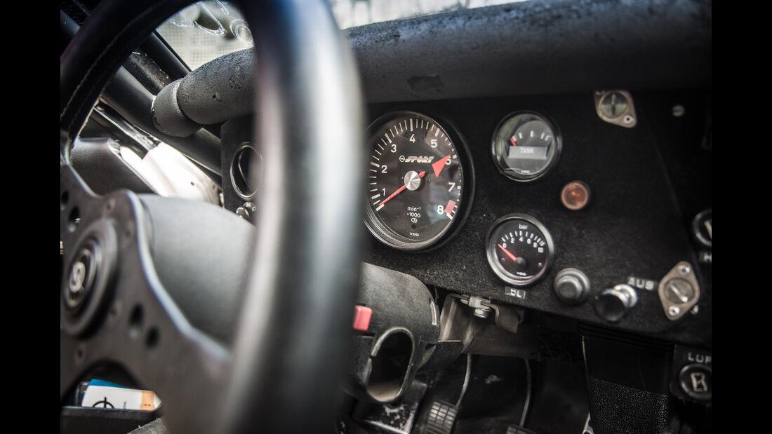 Opel Ascona B 400 beim Race 61, Impression