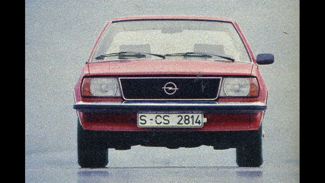 Opel, Ascona, IAA 1977