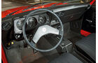 Opel Ascona, Lenkrad, Cockpit