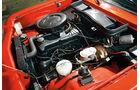 Opel Ascona, Motor