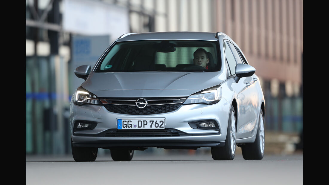 Opel Astr Sports Tourer 1.4 DI Turbo Innovation, Exterieur