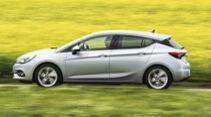 Opel Astra 1.2 DI Turbo, Exterieur