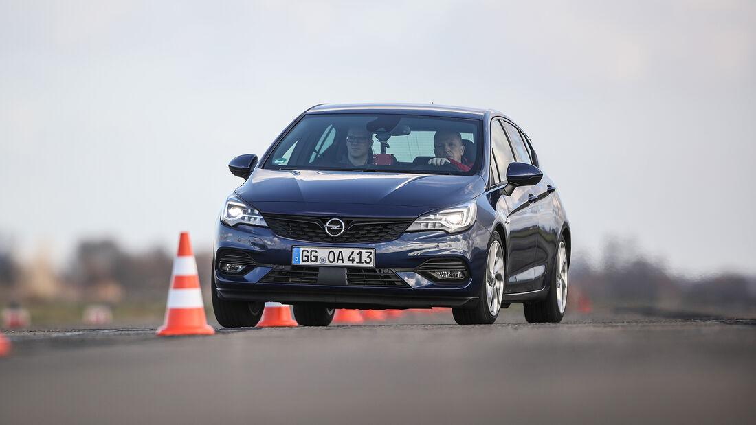 Opel Astra 1.4 DI Turbo Elegance,  Exterieur
