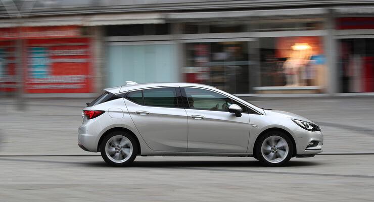 Opel Astra 1.4 DI Turbo, Exterieur