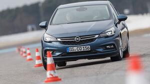 Opel Astra 1.4 DI Turbo, Frontansicht