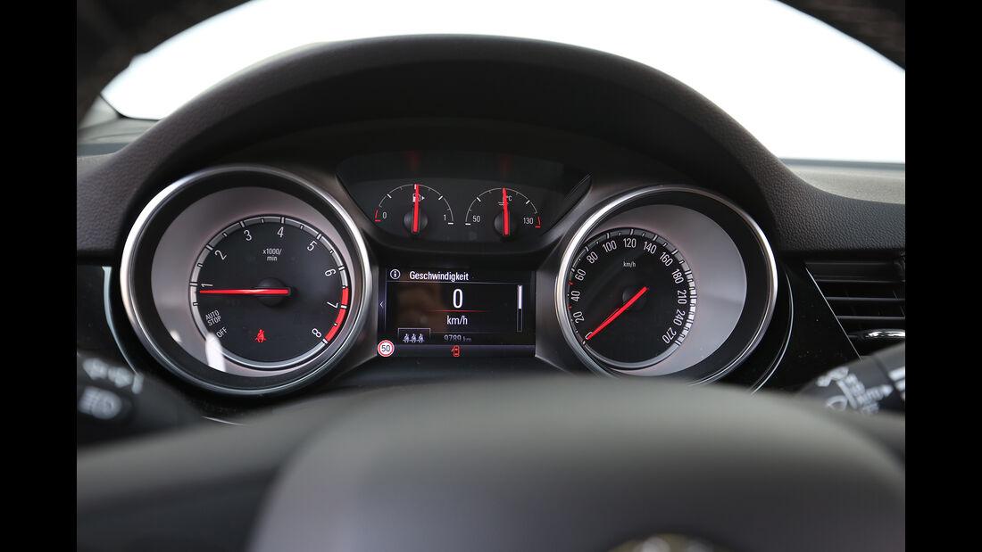 Opel Astra 1.4 DI Turbo, Interieur