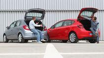 Opel Astra 1.4, Opel Corsa 1.4