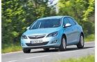 Opel Astra 1.4 Turbo Edition, Seitenansicht