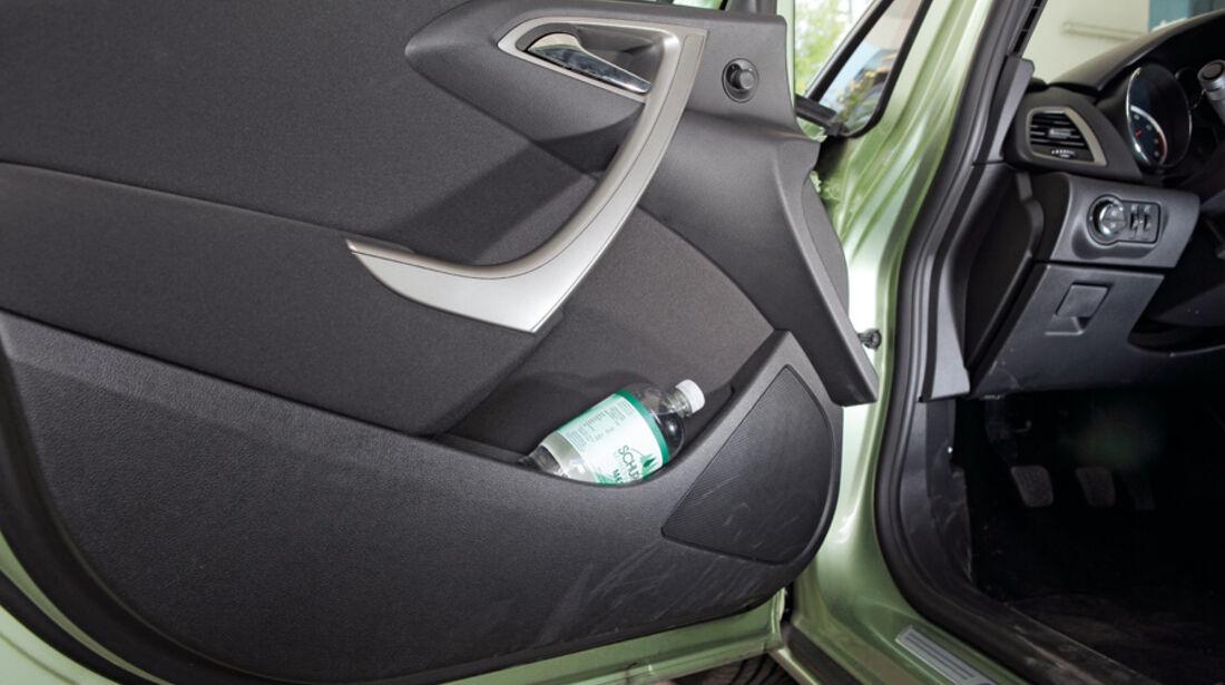 Opel Astra 1.4 Turbo, Fahrertür