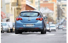 Opel Astra 1.4 Turbo, Heck