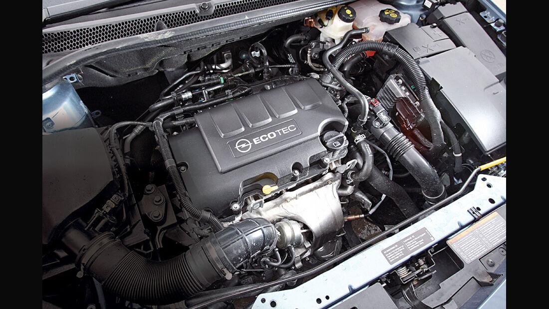 Opel Astra 1.4 Turbo, Motor, Ecotec