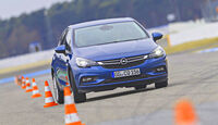 Opel Astra 1.4 Turbo, exterieur