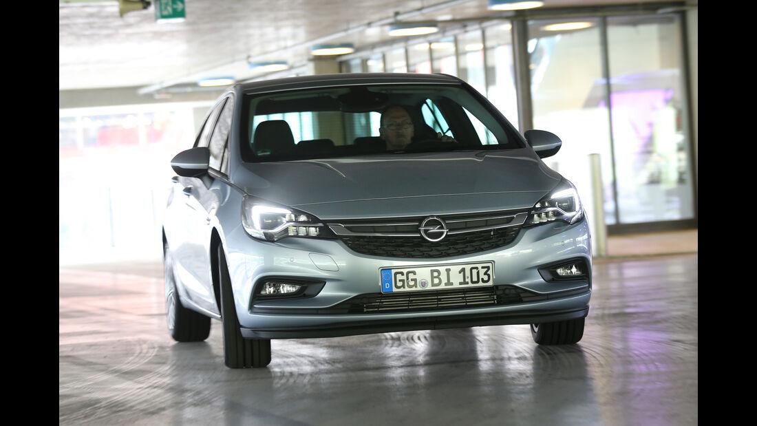 Opel Astra 1.6 Biturbo CDTI, Frontansicht