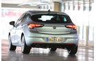 Opel Astra 1.6 Biturbo CDTI, Heckansicht