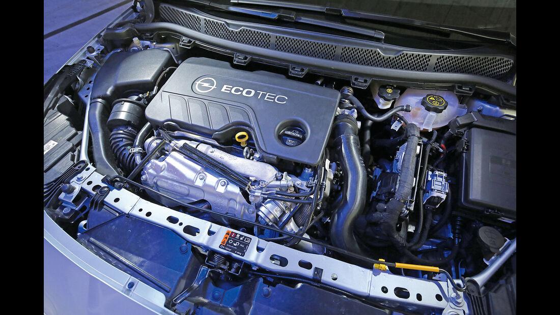 Opel Astra 1.6 Biturbo CDTI, Motor