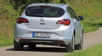 Opel Astra 1.6 CDTI EcoFLEX, Heckansicht