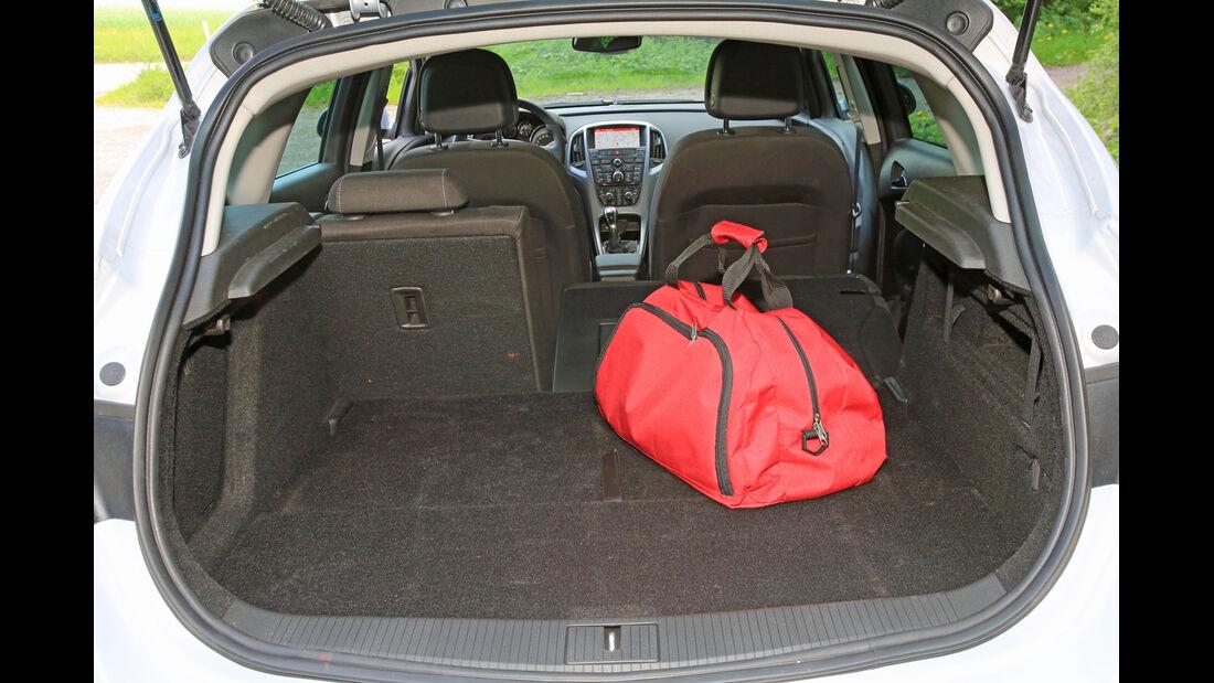 Opel Astra 1.6 CDTI EcoFLEX, Kofferraum