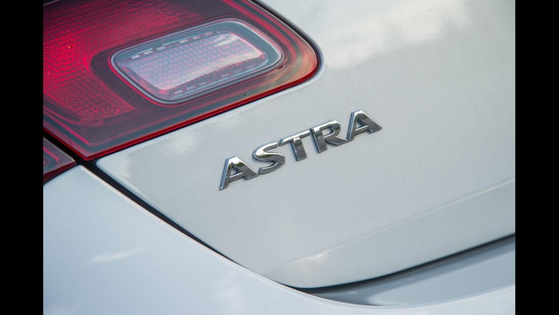 Opel Astra 1.6 CDTI, Typenbezeichnung