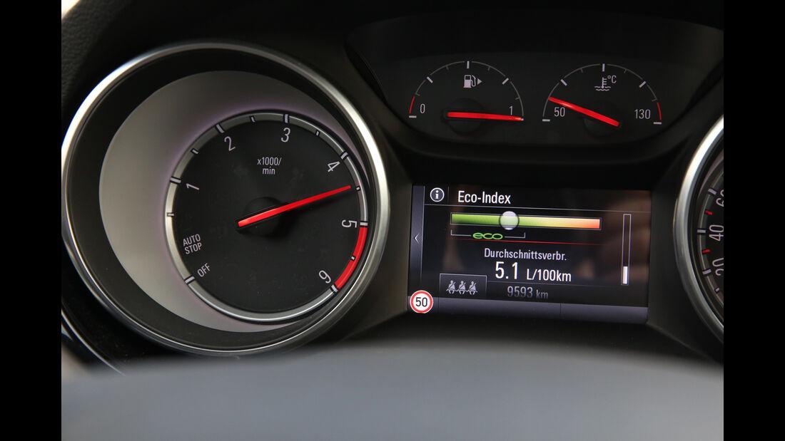 Opel Astra 1.6 CDTI gegen Opel Astra 1.0 DI Turbo