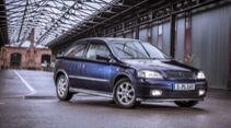 Opel Astra 1.6, Exterieur