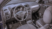 Opel Astra 1.6, Interieur