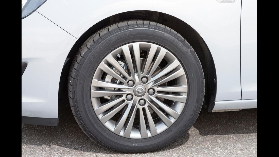 Opel Astra 1.6 SIDI Turbo, Rad, Felge