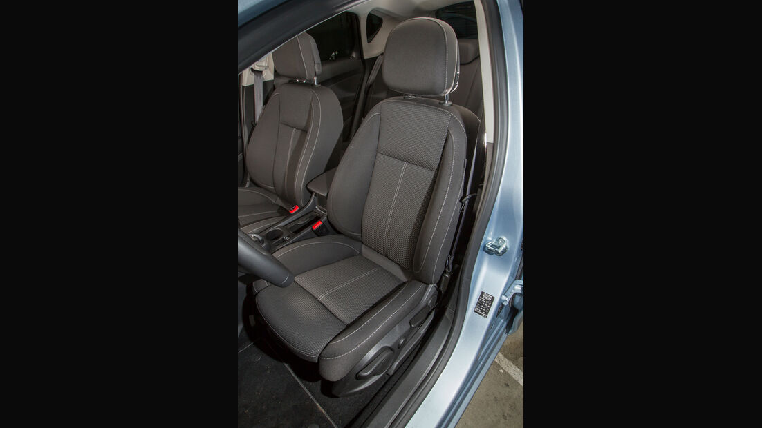 Opel Astra 1.6 Turbo Style, Fahrersitz