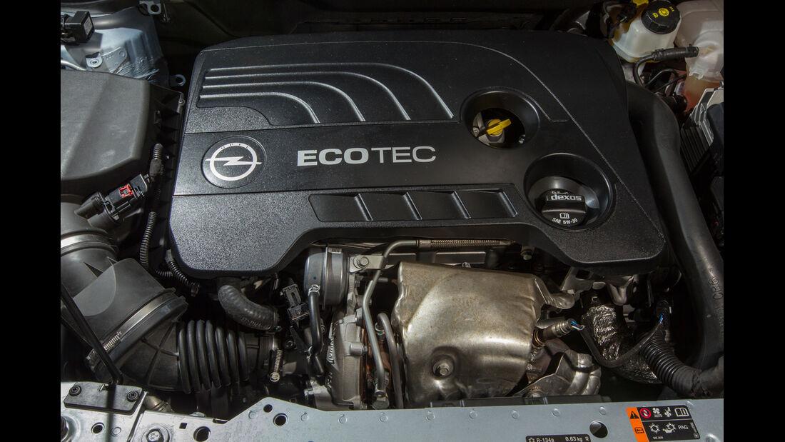 Opel Astra 1.6 Turbo Style, Motor