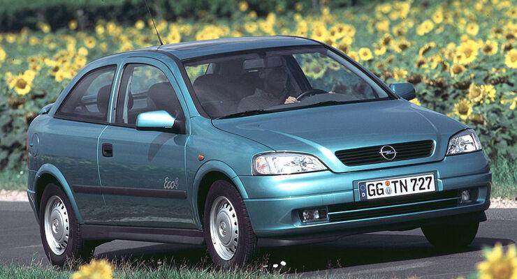 Opel Astra 1.7 DTi Eco 4