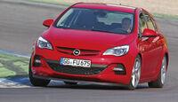 Opel Astra 2.0 CDTi BiTurbo, Frontansicht