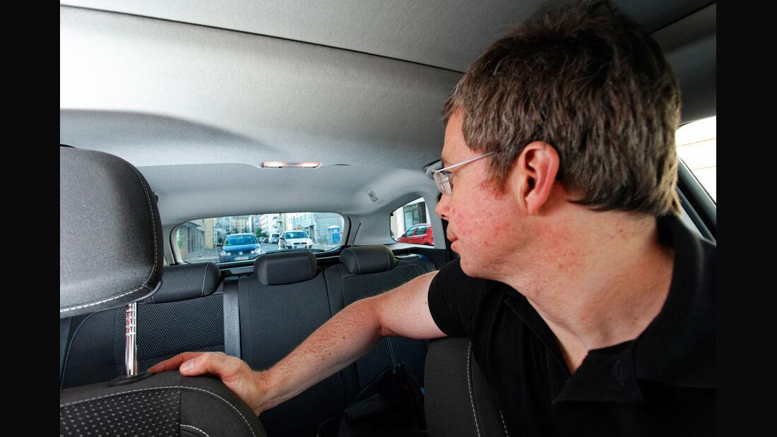 Opel Astra 2.0 CDTi, Dirk Gulde
