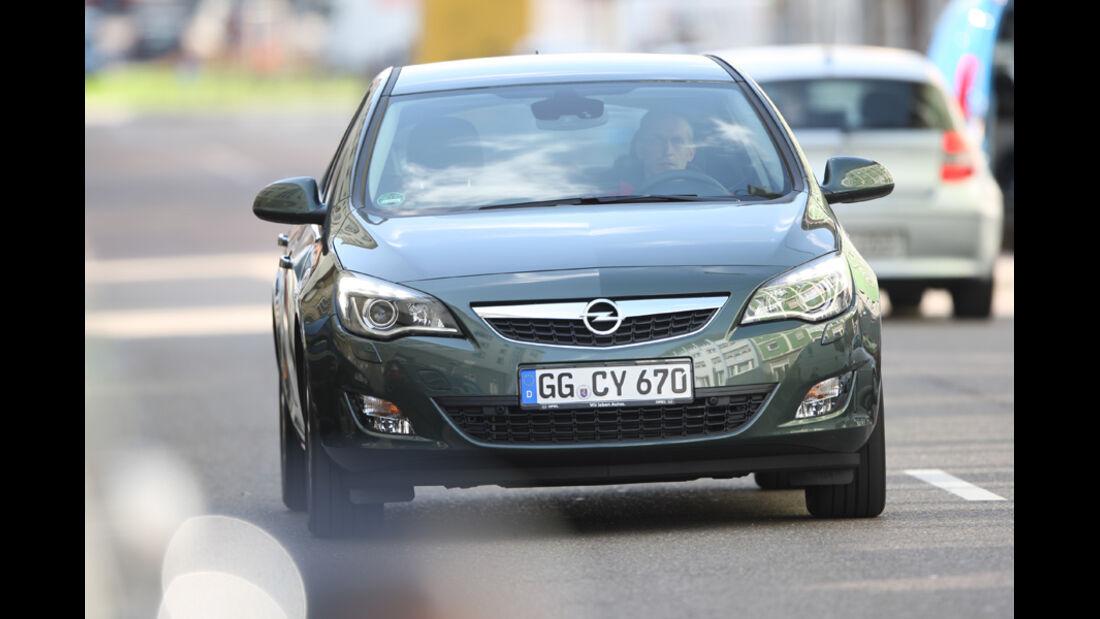 Opel Astra 2.0 CDTi Ecotec Design Edition, Frontansicht