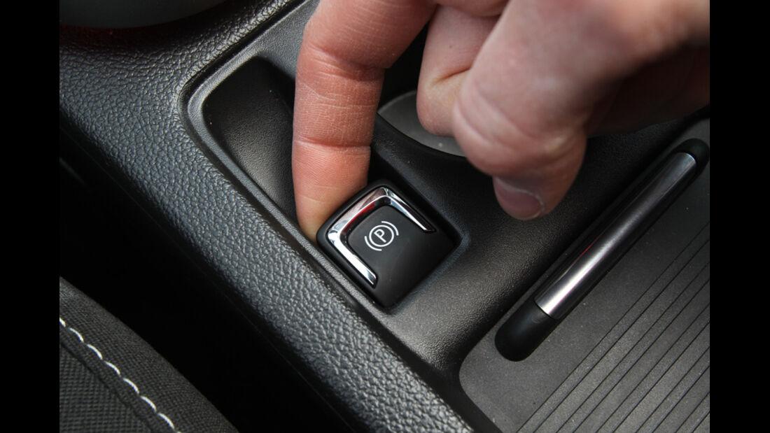 Opel Astra 2.0 CDTi Ecotec Design Edition, Innenraum, Detai