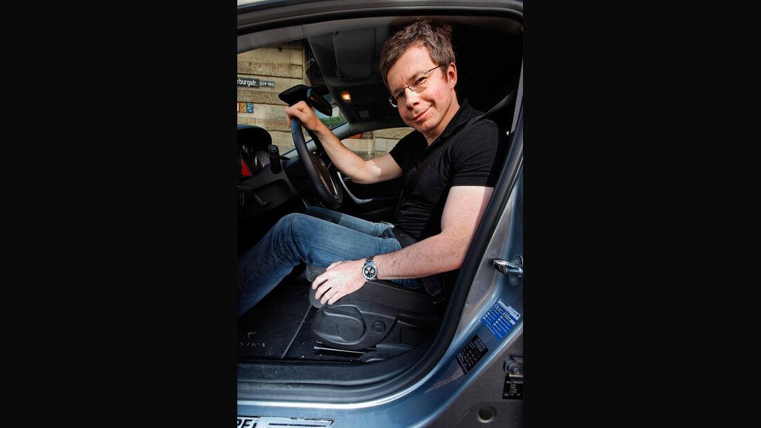 Opel Astra 2.0 CDTi, Fahrersitz, Dirk Gulde