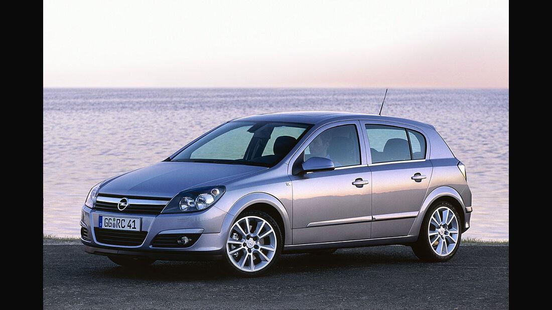 Opel Astra, 2004