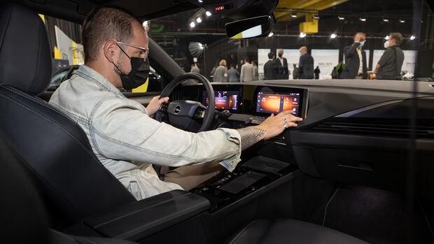 Opel Astra 2021 Weltpremiere Check Sitzprobe