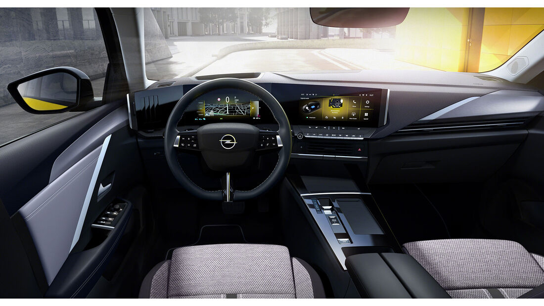 Opel Astra (2022)