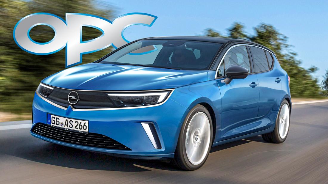 Opel Astra 2022 OPC