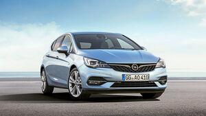Opel Astra, Autonis 2020