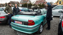 Opel Astra Cabrio 1.6i Bertone Edition, Heckansicht