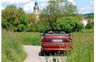 Opel Astra Cabrio, Heckansicht