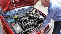 Opel Astra Cabrio, Motor